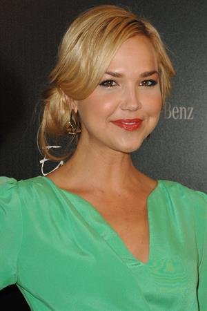 Arielle Kebbel Hollywood Domino Gala in West Gollywood on February 24, 2011