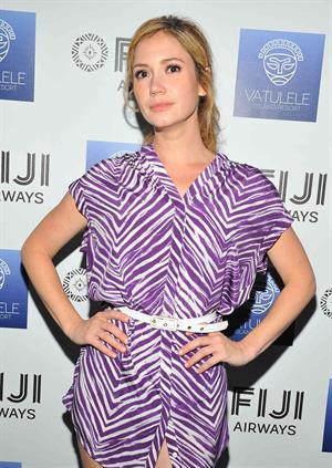 Ashley Jones Vatulele Island Resort Launch Event (July 31, 2013)