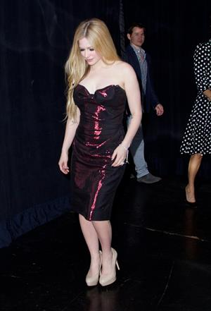 Avril Lavigne – Album Release Party in NY 11/5/13