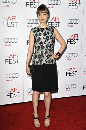 Bella Heathcote L.A. Times Young Hollywood' Panel during 2012 AFI Fest 2012 in Hollywood - November 2, 2012