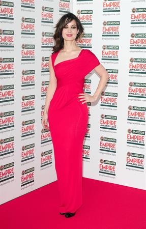 Berenice Marlohe Jameson Empire Awards in London March 25, 2012