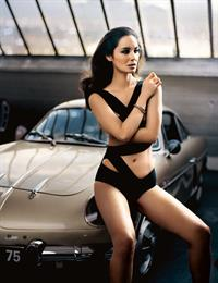 Berenice Marlohe - By Vincent Peters For GQ India November 2012