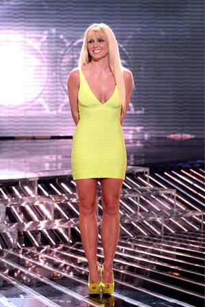 Britney Spears The Factor in LA 12.12.12