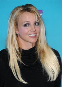 Britney Spears FO's The Factor Finalists Party in LA - November 5, 2012