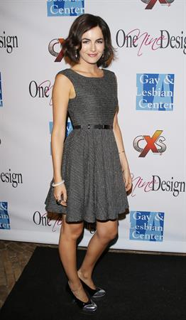 Camilla Belle An Evening Under The Stars Benefit for The L.A. Gay and Lesbian Center, October 19, 2013