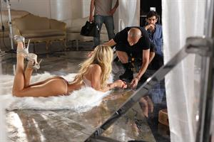 Candice Swanepoel -Victoria's Secret Bombshell Diamonds photoshoot