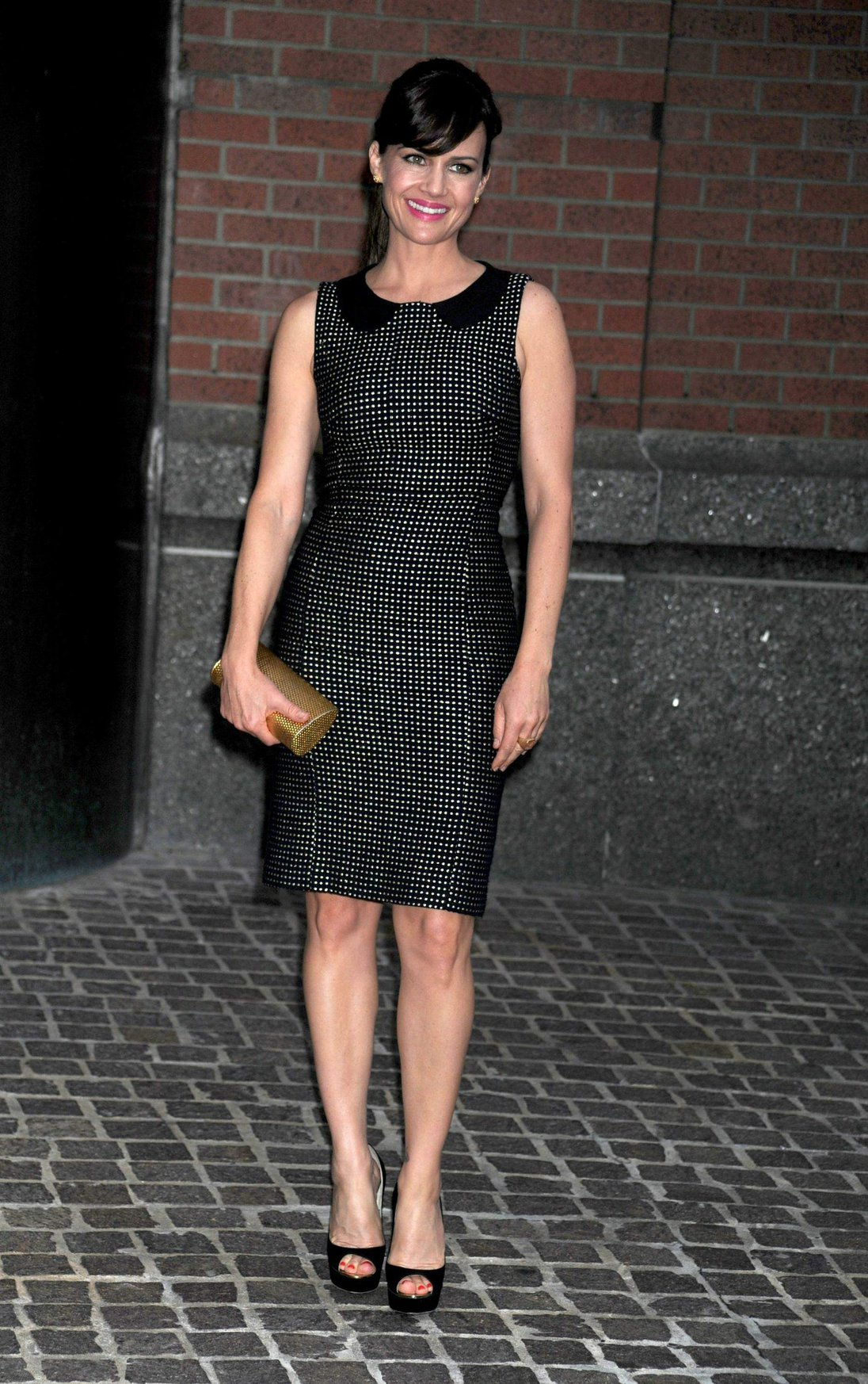 Carla Gugino attends screening of LD Entertainment's  Killer Joe  July 23, 2012