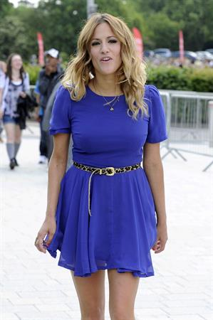Caroline Flack X Factor auditions June 2, 2011