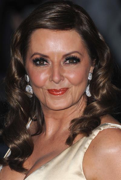 Carol Vorderman Pride of Britain Awards (October 7, 2013)