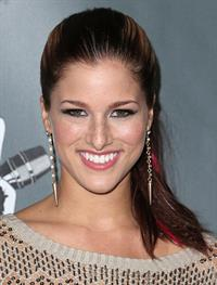 Cassadee Pope  The Voice season 3 Red Carpet event West Hollywood 11/8/12