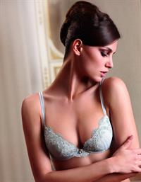 Catrinel Menghia - Lise Charmel Lingerie 2012 Collection
