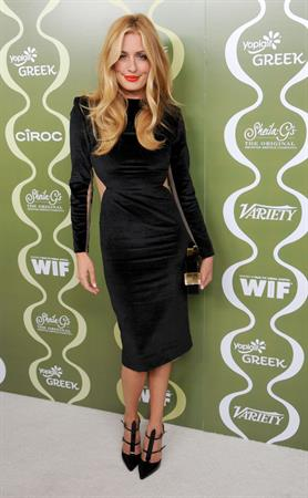 Cat Deeley Variety And Women In Film Pre-Emmy Party in Beverly Hills, September 20, 2013