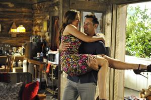 Charisma Carpenter The Lying Game 2 'A Kiss Before Lying' stills