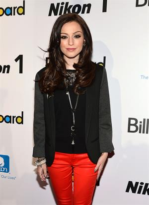 Cher Lloyd Billboard Women In Music 2012 NY 11/30/12