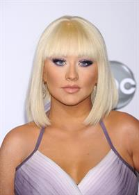 Christina Aguilera American Music Awards (November 18, 2012)