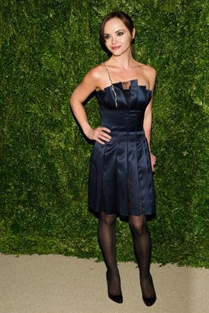 Christina Ricci CFDA And Vogue 2013 Fashion Fund Finalists Celebration -- New York, Nov. 11, 2013