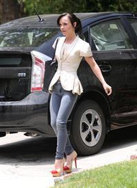 Christina Ricci in Los Feliz, June 4, 2012