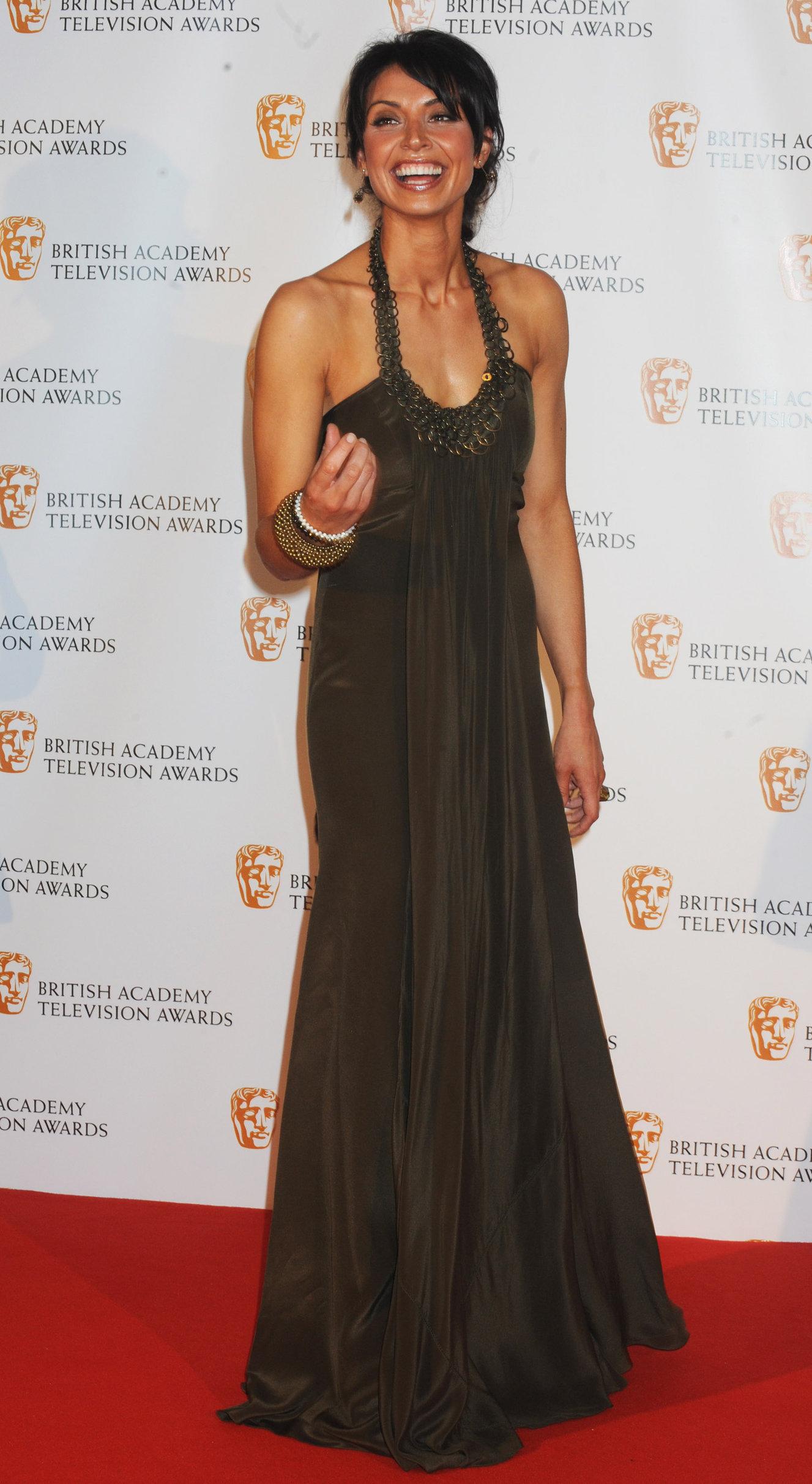 Christine Bleakley bafta television awards April 26, 2009