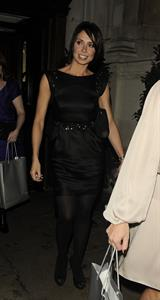 Christine Bleakley Morgan Awards on December 1, 2009