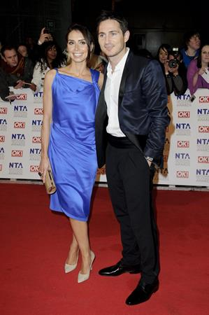 Christine Bleakley National Television Awards January 26, 2011