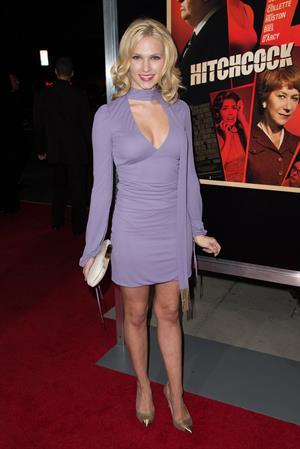 Claudia Lee  Hitchcock  Los Angeles Premiere (November 20, 2012)