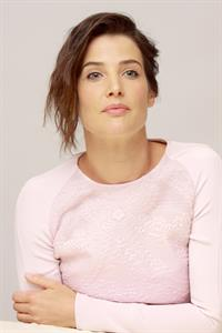 Cobie Smulders  Delivery Man  press conference 2013-11-01