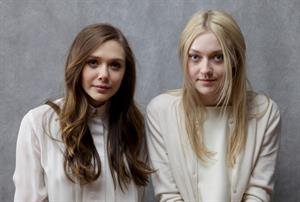 Dakota Fanning Very Good Girls Portraits at the Sundace Film Festival in Utah January 23, 2013