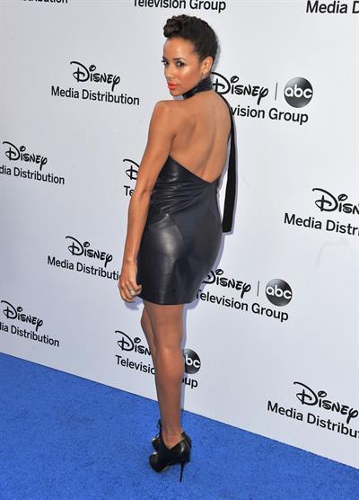 Dania Ramirez Disney Media Networks International Upfronts at Walt Disney Studios in Burbank - May 19, 2013