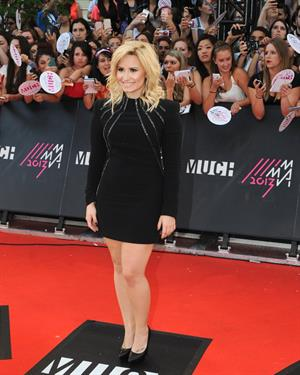 Demi Lovato 2013 MuchMusic Video Awards in Toronto 6/16/13