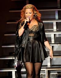 Demi Lovato - Performs LIVE at the Greek Theatre in Los Angeles (18 Jul 2012)