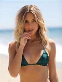 Bree Kleintop in a bikini