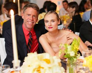 Diane Kruger ACRIA Summer Soiree hosted by JASON WU in New York on June 13, 2013
