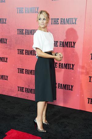 Dianna Agron  The Family  World Premiere, September 10, 2013
