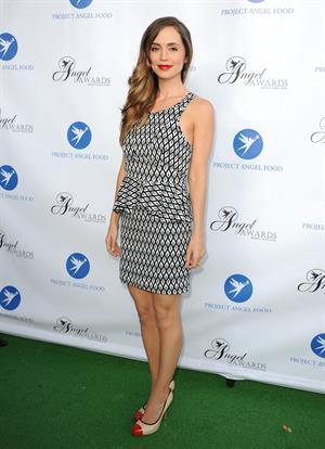 Eliza Dushku Project Angel Food's Annual Angel Awards 2013, Aug 10, 2013