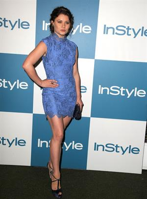 Emilie De Ravin - 11th Annual InStyle Summer Soiree in Hollywood, August 8, 2012