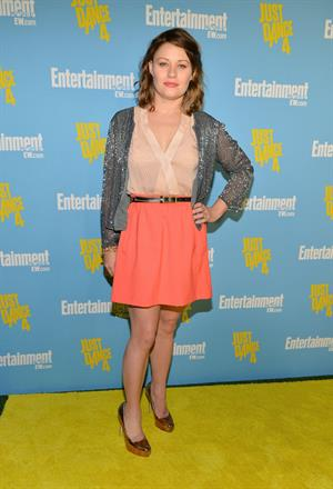 Emilie de Ravin at Entertainment Weekly party at San Diego Comic-Con - July 14, 2012