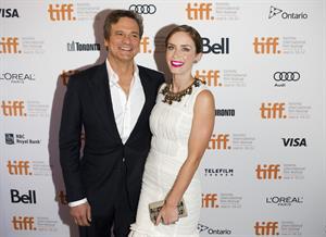 Emily Blunt - Arthur Newman premiere at the Toronto Film Festival - September 10, 2012