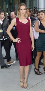 Emily Blunt - Looper Premiere in Toronto - September 6, 2012