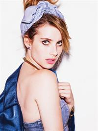 Emma Roberts 2013 Marvin Scott Jarrett Photoshoot For Nylon Magazine