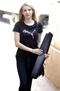 Emma Roberts - in Studio City, LA 8/22/13