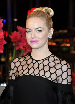 Emma Stone  The Croods  Premiere at the 63rd Berlin International Film Festival, February 15, 2013