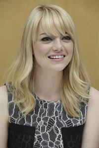 Emma Stone  The Croods  Press Conference, March 9, 2013