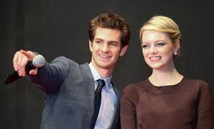 Emma Stone - The Amazing Spider-Man Press Conference in South Korea, June 14, 2012