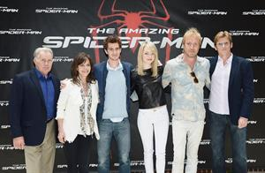 Emma Stone - The Amazing SpiderMan photocall NYC - June 9, 2012