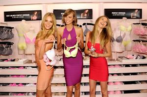 Erin Heatherton Victoria's Secret Body By Victoria Collection Launch, July 30, 2013