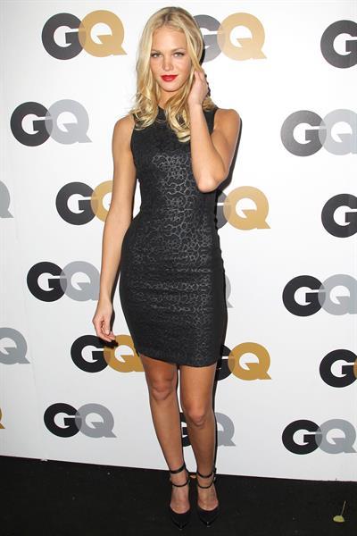 Erin Heatherton GQ Men Of The Year Party, November 14, 2012