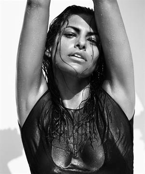 Eva Mendes: Mikael Jansson Photoshoot for Interview