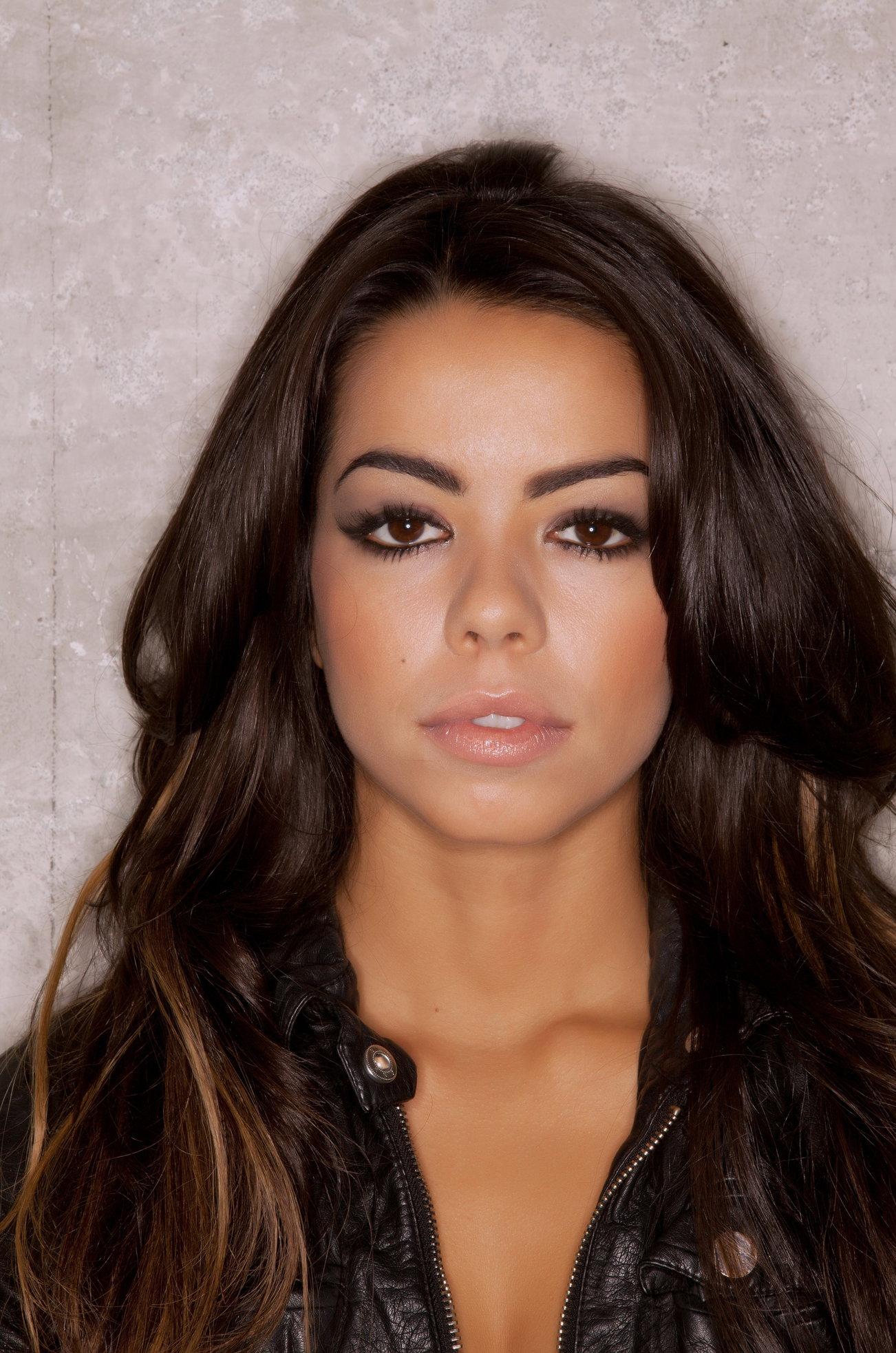Fernanda Brandao in a phoot shoot from 2011