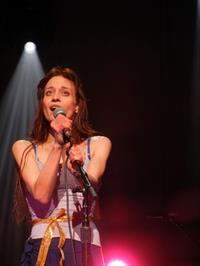 Fiona Apple - Performing at the MGM Grand at Foxwoods - Mashantucket, CT - June 22, 2012