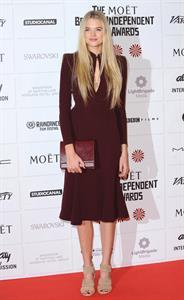 Gabriella Wilde 2012 British Independent Film Awards in London, December 9, 2012
